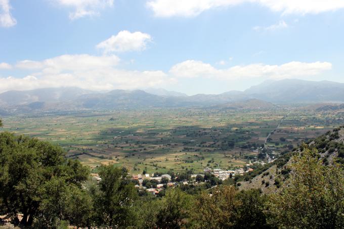 плато Ласити фото
