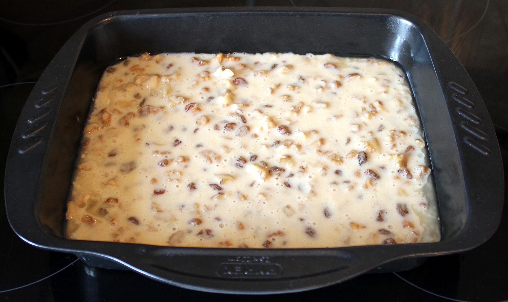 готовим домашнее печенье
