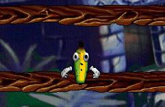 банан монстр