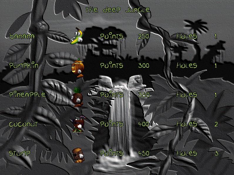 монстры джунгли игра