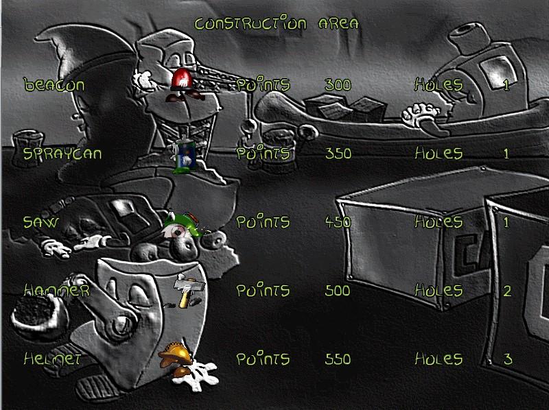 монстры стройка игра