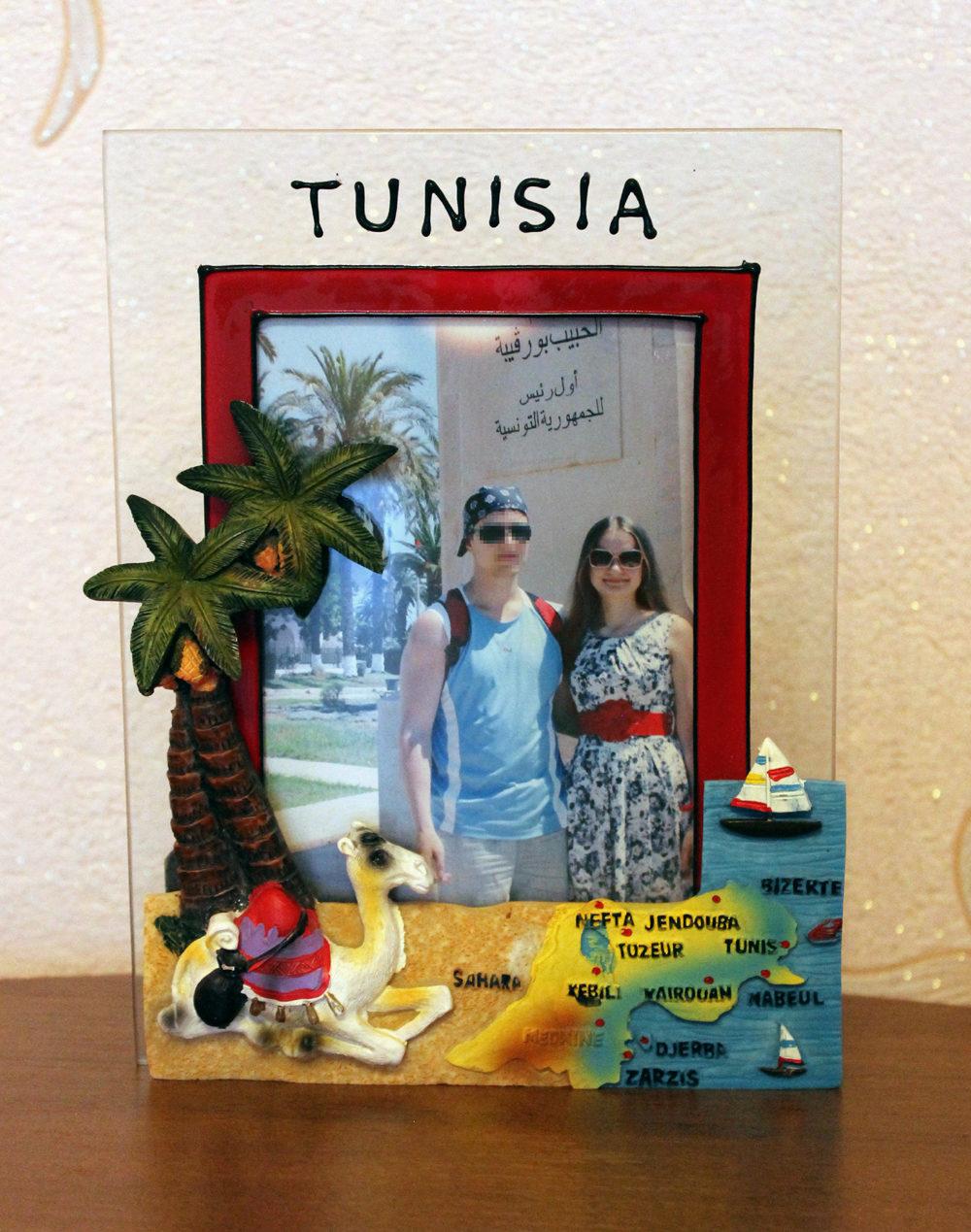 тунис рамка фото