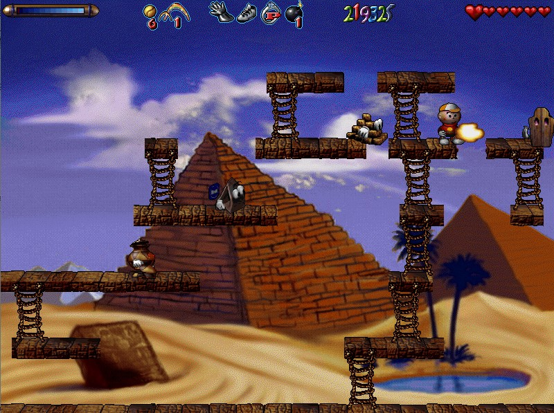 древний египет игра