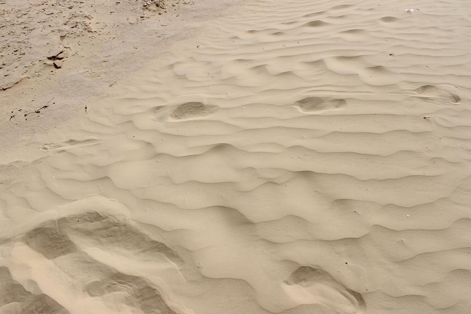 песок в сахаре