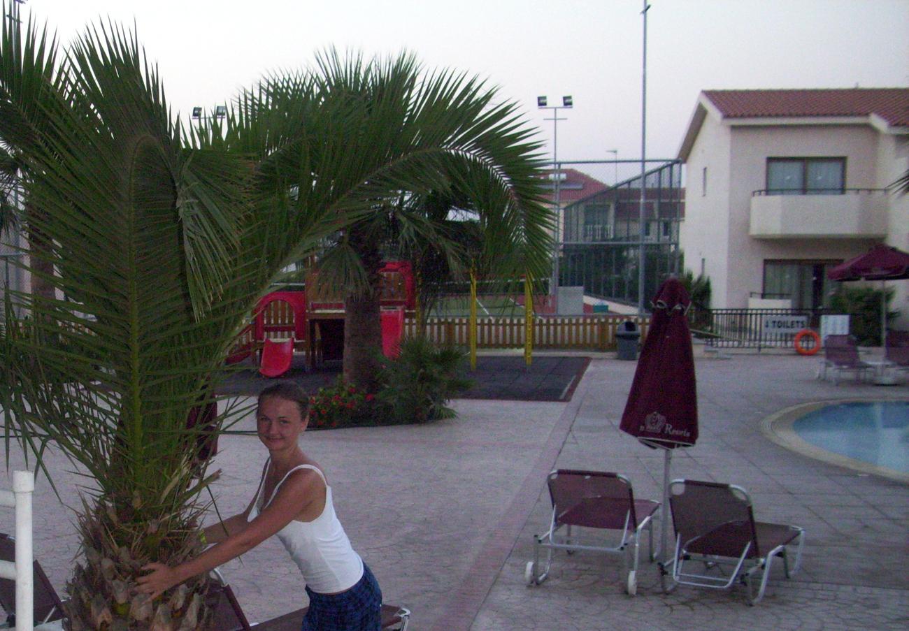 теннисный корт в отеле