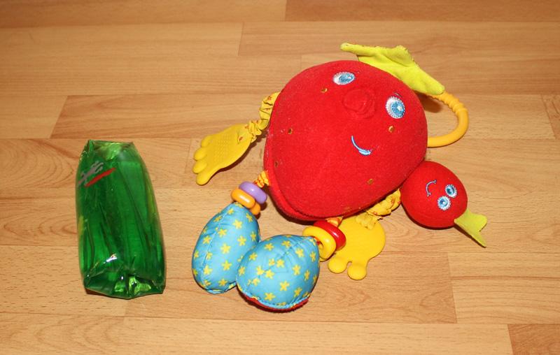 тактильные игрушки