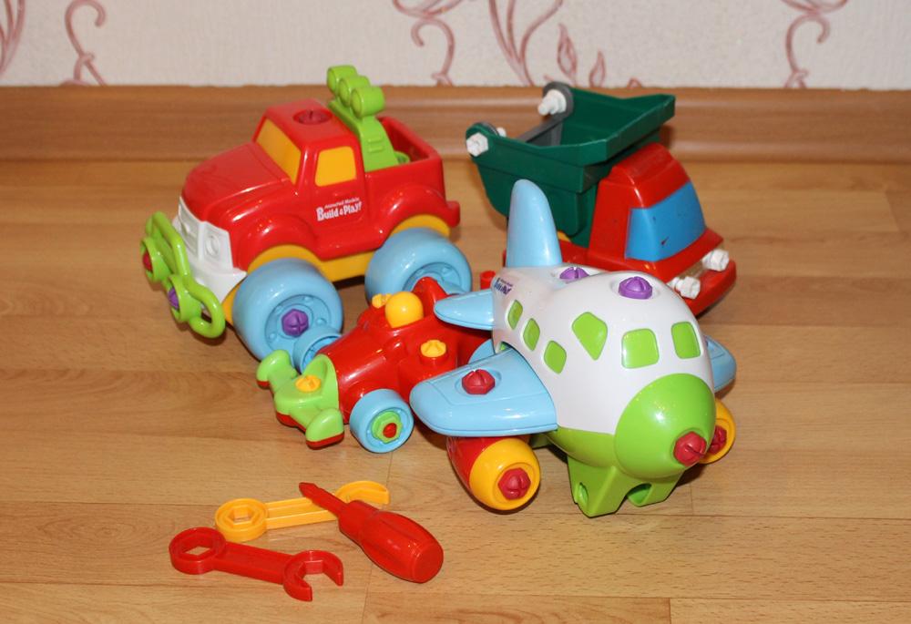 игрушки с отвёртками