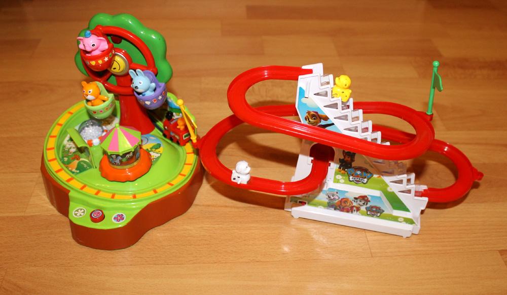 движущиеся игрушки