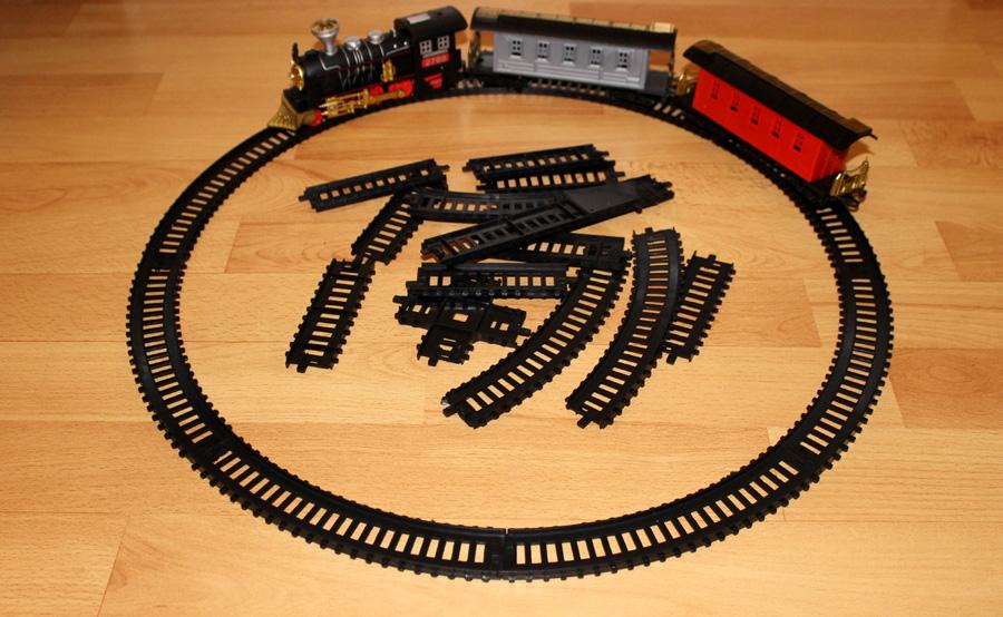подарок железная дорога