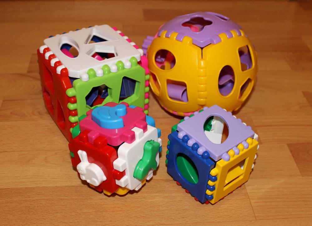 сортеры игрушки