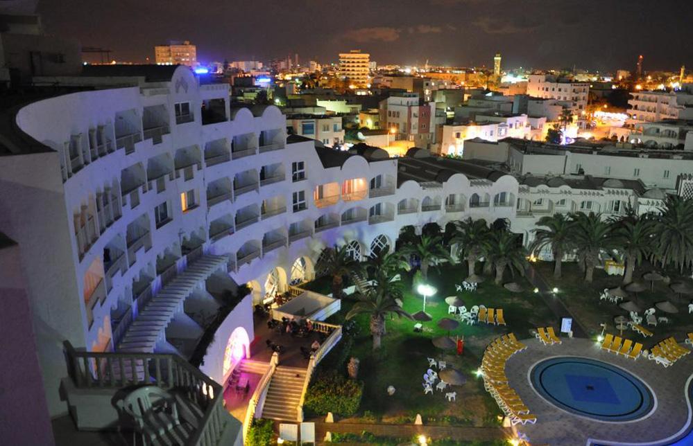 отельный корпус