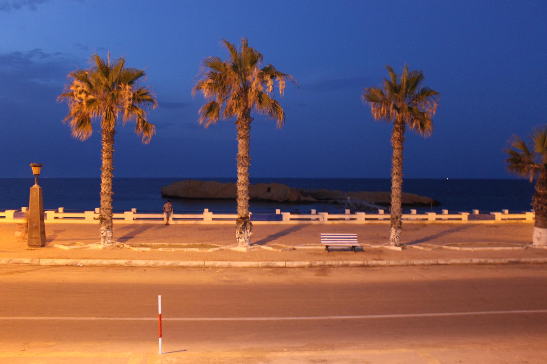дорога море