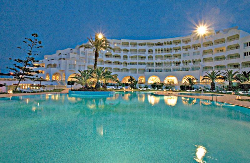 красивый отель