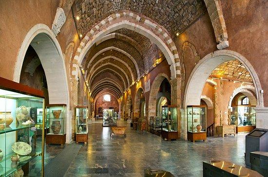 археологический музей крит