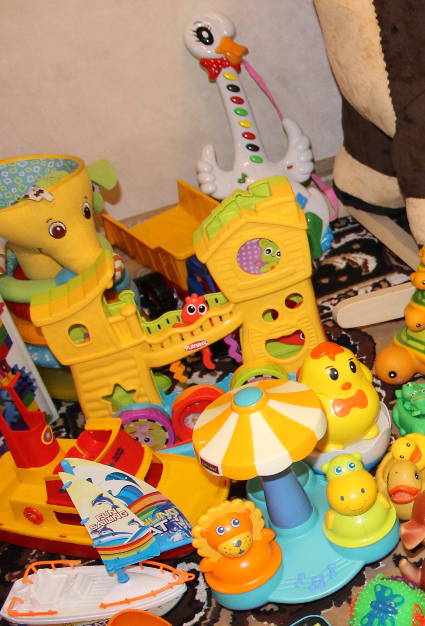 игрушки на ловкость