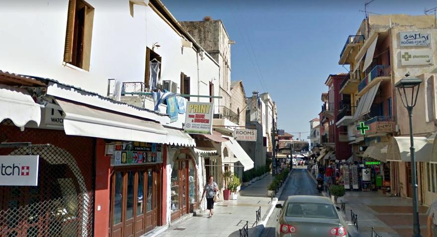 ханья улица халидон