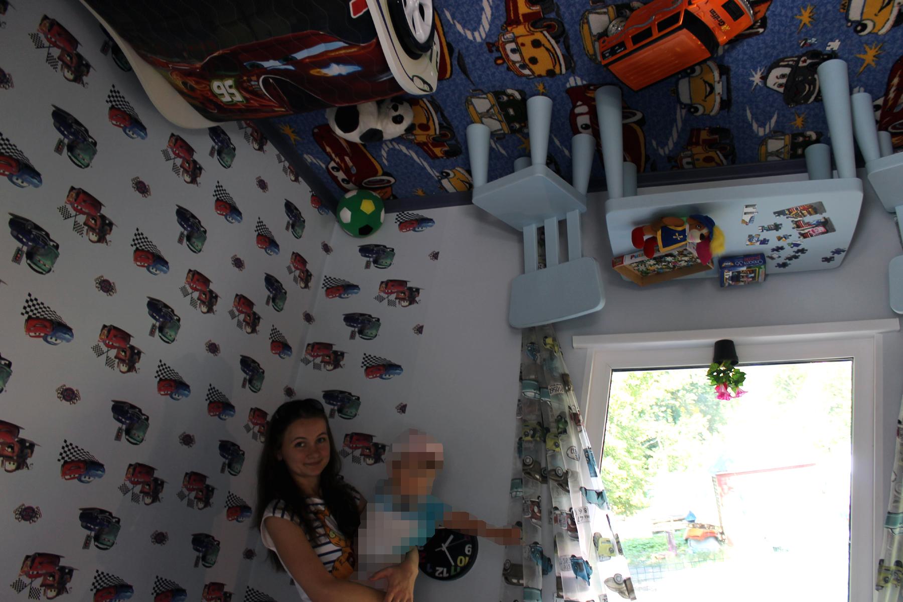 музей иллюзий детская комната