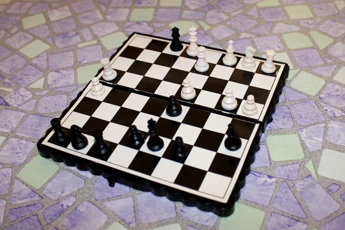 шахматы мат