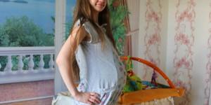 Моя прибавка веса во время беременности