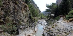 Самарийское ущелье, о.Крит