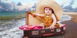 Поездка на отдых без ребёнка