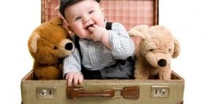 Маленький ребёнок и путешествия