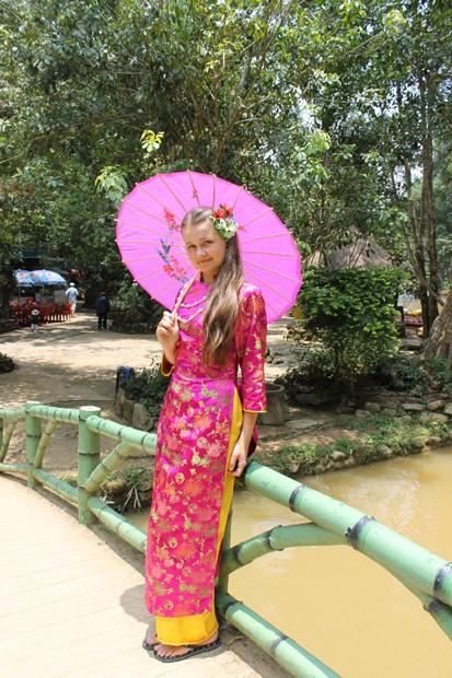 аозай, аодай, национальный костюм вьетнама