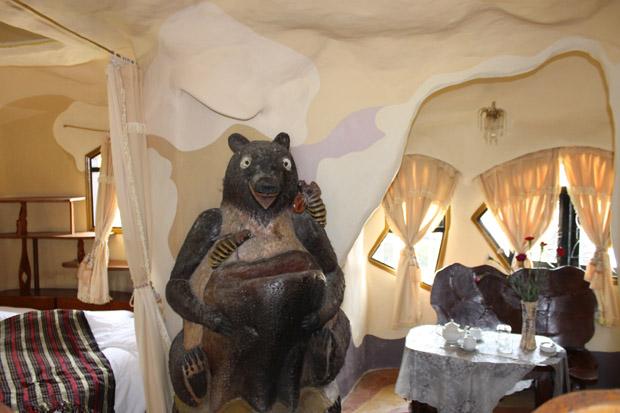 отель крейзи хаус