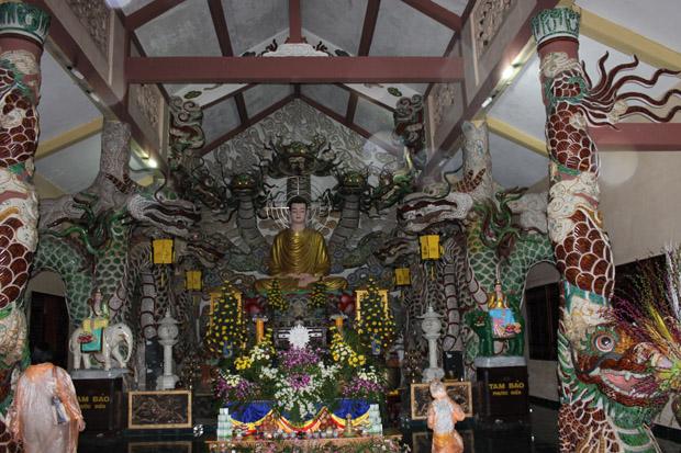 вьетнам Буддистский медитационный монастырь Трак Лам