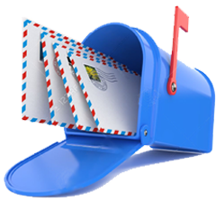 icon domain mail-2