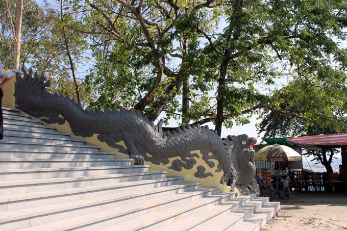 лестница к белому Будде лонг шон