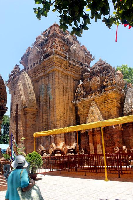 вьетнам чамские башни